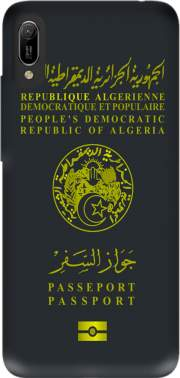 Passeport Algeria Case for Huawei Y6 2019