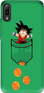 Pocket Collection: Goku Dragon Balls Case for Huawei Y6 2019