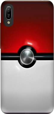 PokeBall Case for Huawei Y6 2019