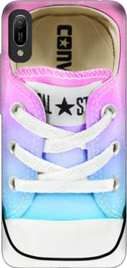 All Star Basket shoes rainbow Case for Huawei Y6 2019