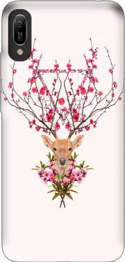 Spring Deer Case for Huawei Y6 2019