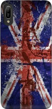 Union Jack Painting Case for Huawei Y6 2019