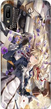 Violet Evergarden Case for Huawei Y6 2019