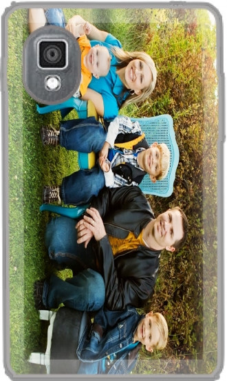 Case LG L4 II E440 with pictures family
