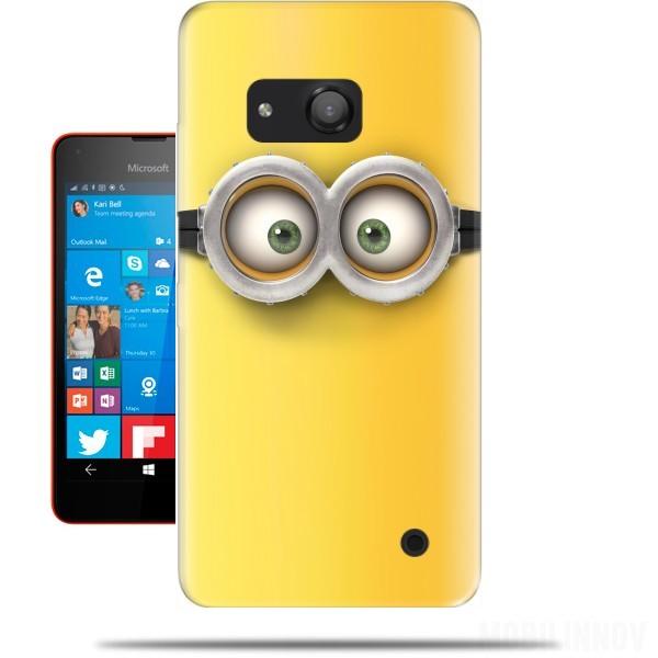 timeless design 16231 d6ba2 minion 3d case for Microsoft Lumia 550