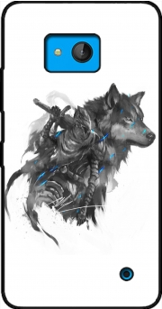 artorias and sif Case for Microsoft Lumia 640