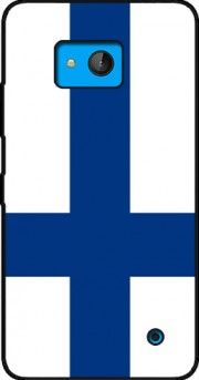 Flag of Finland Case for Microsoft Lumia 640