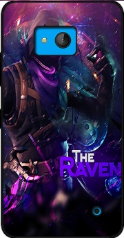 Fortnite The Raven Case for Microsoft Lumia 640