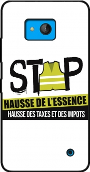 Gilet Jaune Stop aux taxes for Microsoft Lumia 640