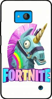 Unicorn video games Fortnite Case for Microsoft Lumia 640