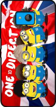 Minions mashup One Direction 1D for Microsoft Lumia 640