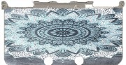 BOHOCHIC MANDALA IN BLUE Case for New Nintendo 3DS