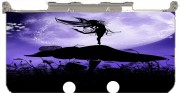 Fairy Silhouette 2 Case for New Nintendo 3DS