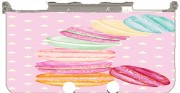 MACARONS Case for New Nintendo 3DS