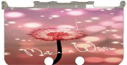 Make a wish Case for New Nintendo 3DS