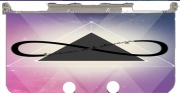 Swag Triangle Infinity Case for New Nintendo 3DS