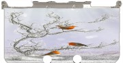 winter wonderland Case for New Nintendo 3DS