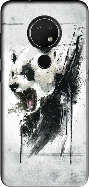 Angry Panda Case for Nokia 6.2