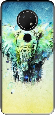 watercolor elephant Case for Nokia 6.2
