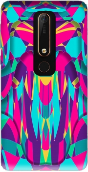 Abstract I Case for Nokia 6.1