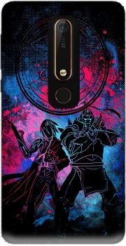 Alchemist Art Case for Nokia 6.1