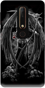 Angel of Death Case for Nokia 6.1