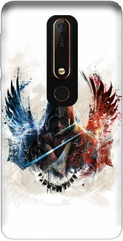 Arno Revolution1789 Case for Nokia 6.1