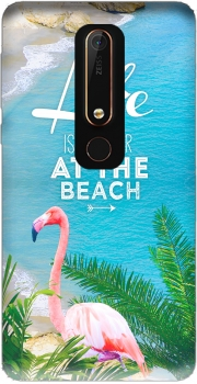 At the beach Case for Nokia 6.1