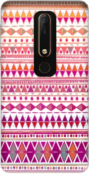 Tribal Aztec Summer Breeze Case for Nokia 6.1