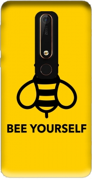 Bee Yourself Abeille Nokia 6.1 Case