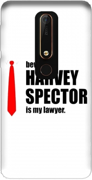Beware Harvey Spector is my lawyer Suits Nokia 6.1 Case