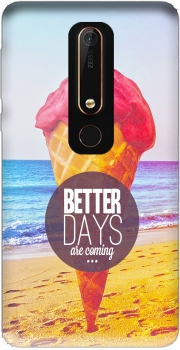 Big Ice Cream Case for Nokia 6.1