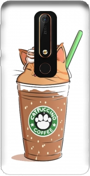 Catpuccino Caramel Case for Nokia 6.1