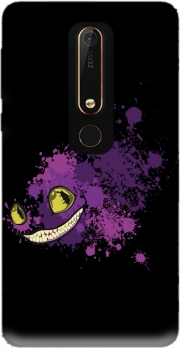 Cheshire spirit Case for Nokia 6.1