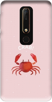 Crabe Pinky Case for Nokia 6.1