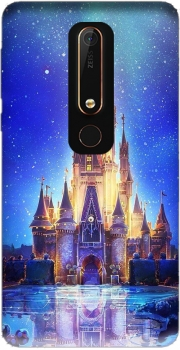 Disneyland Castle Case for Nokia 6.1