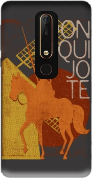 Don Quixote Case for Nokia 6.1