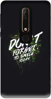 Don't forget it!  Case for Nokia 6.1