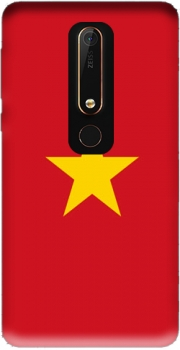 Flag of Vietnam Case for Nokia 6.1