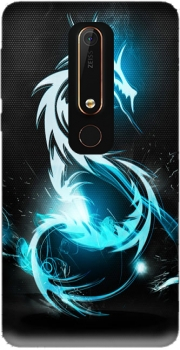 Dragon Electric Case for Nokia 6.1