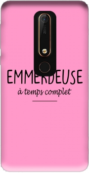 Emmerdeuse a temps complet Case for Nokia 6.1
