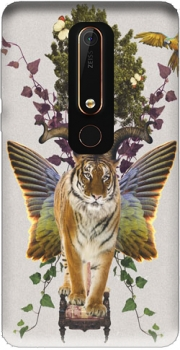 Evil Tiger Case for Nokia 6.1
