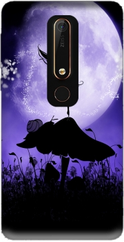 Fairy Silhouette 2 Case for Nokia 6.1