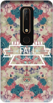 FALL LOVE Case for Nokia 6.1