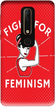 Fight for feminism Nokia 6.1 Case