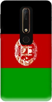 Flag Afghanistan Case for Nokia 6.1