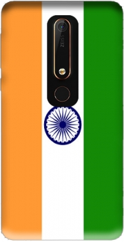 Flag India Case for Nokia 6.1