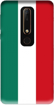 Flag Italy Case for Nokia 6.1