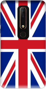 Flag Union Jack Case for Nokia 6.1