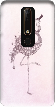 Flamingo Nokia 6.1 Case